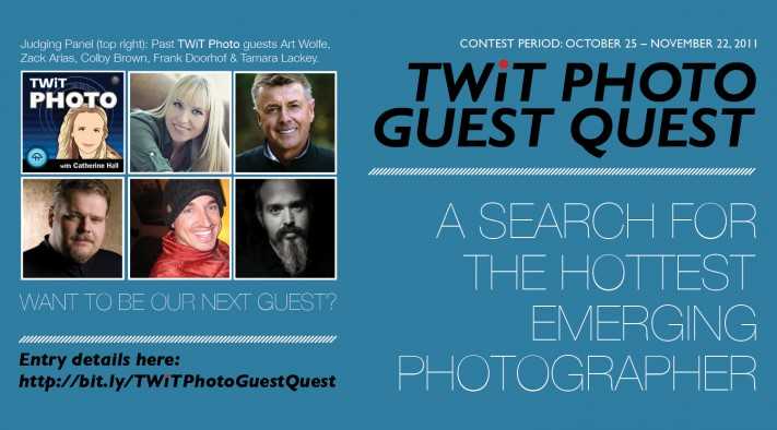 TWiT Photo, Guest Quest, Contest, Copyright, Licensing