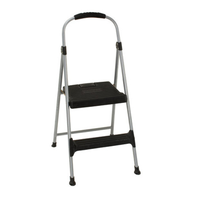 Cosco Steel Step Stool, 2 Step