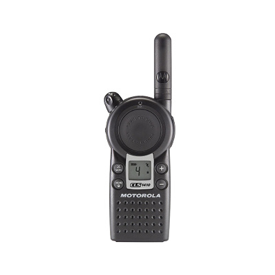 Motorola CLS1410 CLS Series Business Two-Way Radio