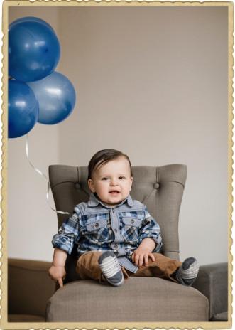 Tyler's First Birthday