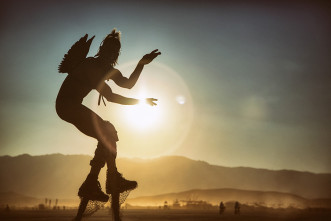 Burning Man 2013 Burning Man Pilgrims