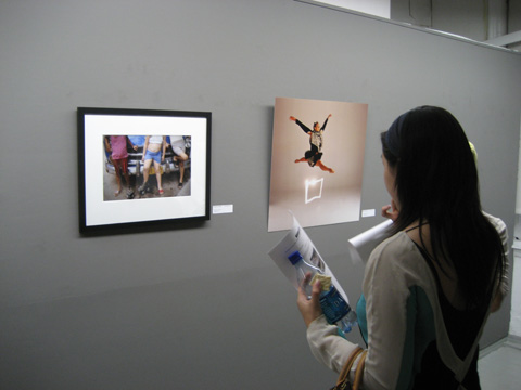 My work is on exhbition at the Soho Photo Gallery in Manhattan